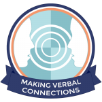 Badge: Making Verbal Connections