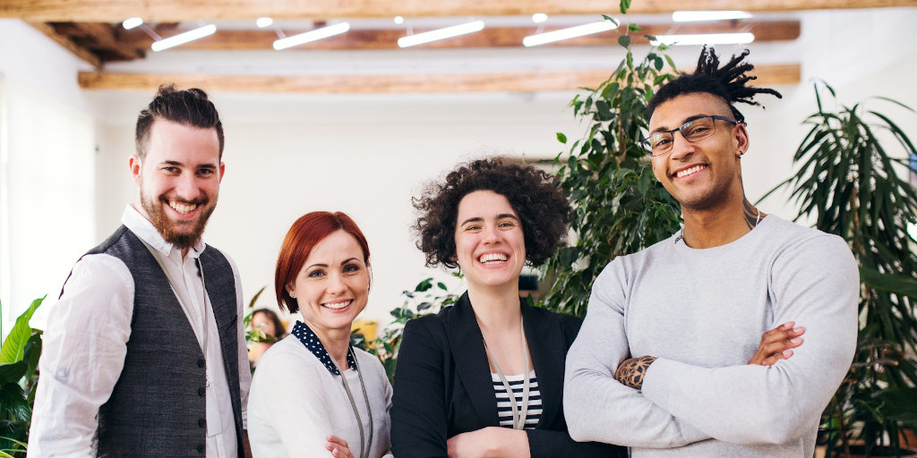 Employees who are happy to have foundational skills